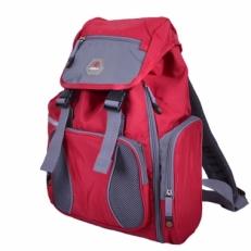 Спортивный рюкзак 70062 красный фото-2