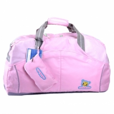 Детская дорожная сумка Athlete 70024 розовая