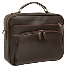 Кожаная сумка через плечо Atwood