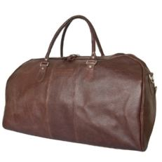 Кожаная сумка в ручную кладь Кампелли