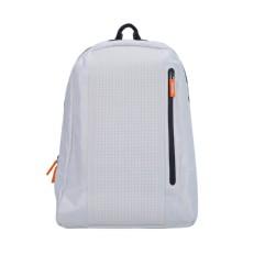 Белый пиксельный рюкзак BY-BB008