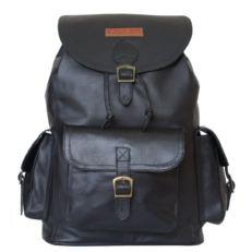 Черный рюкзак-торба Веррес