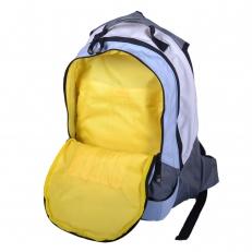 Вместительный рюкзак 40194 голубой фото-2