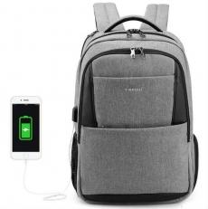 Рюкзак с боковым карманом под ноутбук T-B3515