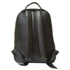Классический большой рюкзак Марсано коричневый фото-2
