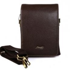 Кожаная сумка Barkli 270-1 coffee