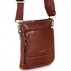 Мужская сумка Barkli 300 рыжая