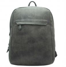 Рюкзак из натуральной кожи серый Bellamy