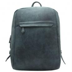 Рюкзак из натуральной кожи синий Bellamy