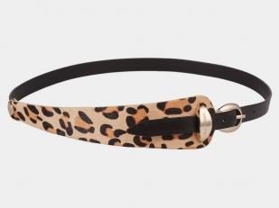 Женский ремень ATS-5 леопард