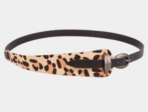 Женский ремень ATS-6 леопард