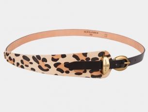 Женский ремень ATS-8 леопард