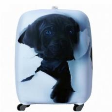 Чехол на чемодан BlackDog-M