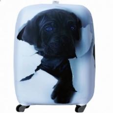 Чехол на чемодан BlackDog-XL
