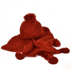 Комплект шарф и шапка 95МА-107-5