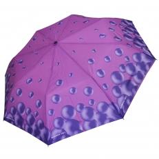 """Женский зонт """"Фиолетовые пузыри"""""""