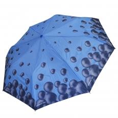 """Женский зонт """"Синие пузыри"""""""