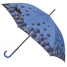 Зонт-трость BV-BB110 голубой