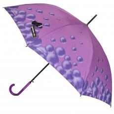 Зонт-трость BV-BB110 сиреневый