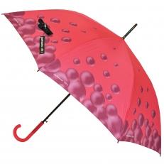 Зонт-трость BV-BB110 розовый
