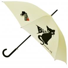 """Дизайнерский зонт-трость """"Black Cat"""""""