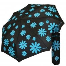 """Женский зонт """"Голубые ромашки"""""""