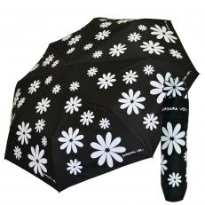 """Женский зонт """"Белые ромашки"""""""