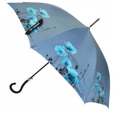 Зонт-трость BV-PP110 голубой