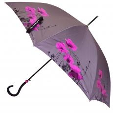 Зонт-трость BV-PP110 сиреневый