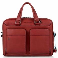 Сумка для ноутбука Piquadro CA2849B3/R красная