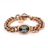 Браслет Tivola Black diamond 137041 BW/RG