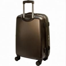 Легкий чемодан 808 24PC brown фото-2