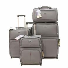 Комплект чемоданов GM241T серый