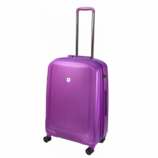 Фиолетовый чемодан 082 24PC