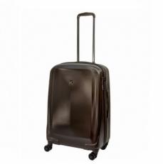 Легкий чемодан 808 24PC brown