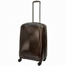 Легкий чемодан 808 28PC brown