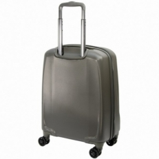 Серый чемодан 808 20PC фото-2