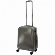 Серый чемодан 808 20PC