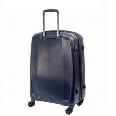 Легкий чемодан 808 24PC navy фото-2