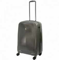 Легкий чемодан 808 28PC d.grey