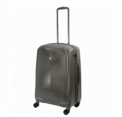 Легкий чемодан 808 24PC d.grey