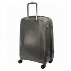 Легкий чемодан 808 24PC d.grey фото-2