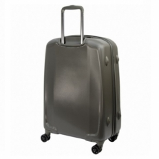 Легкий чемодан 808 28PC d.grey фото-2