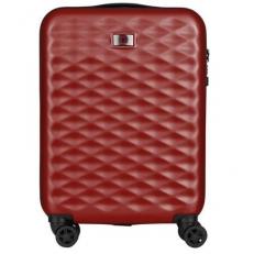 Маленький красный чемодан на колесах 604337 фото-2