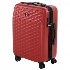 Легкий чемодан на колесах 604340