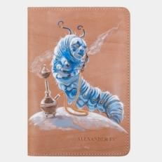 Обложка «Гусеница с кальяном»