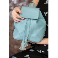 Мини рюкзачок Clare Light Blue фото-2