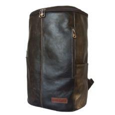 Кожаный рюкзак Томба коричневый
