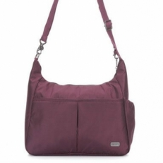 Сумка антивор Daysafe Crossbody Blackberry