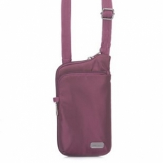 Сумка антивор Daysafe Crossbody Tech Blackberry